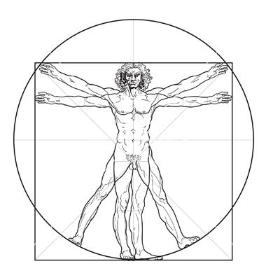 vitruvian-man-vector-94736